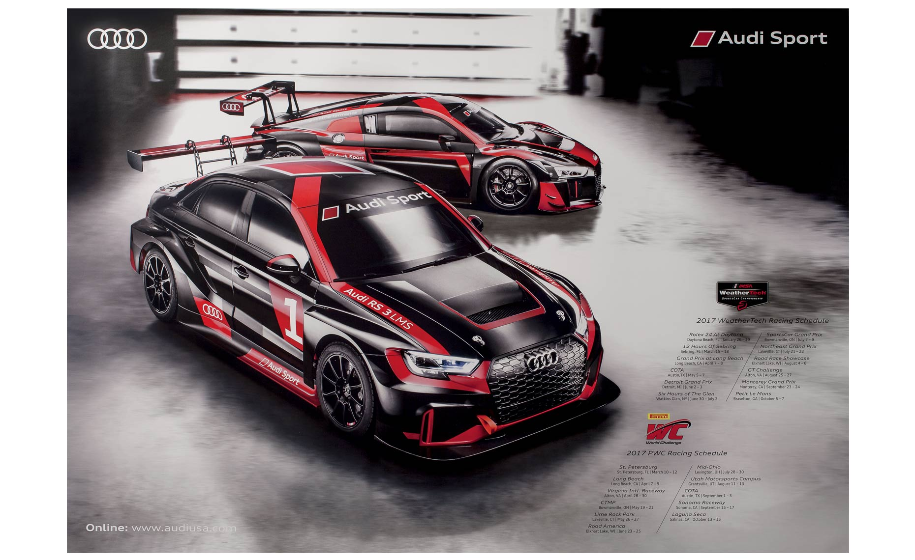 Audi-RS3LMS-poster