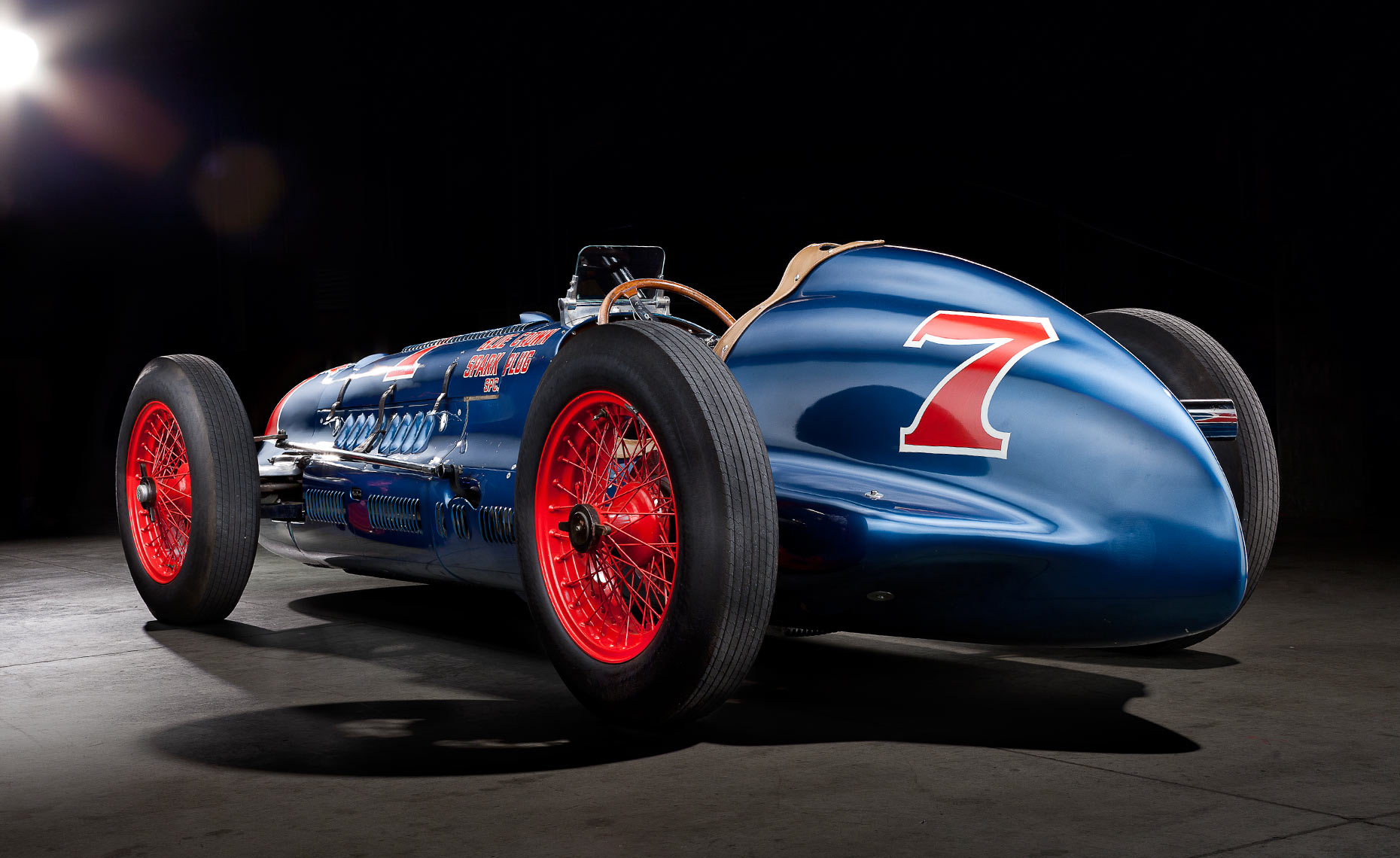 Blue-Crown-indy-racer-rear-3qtr