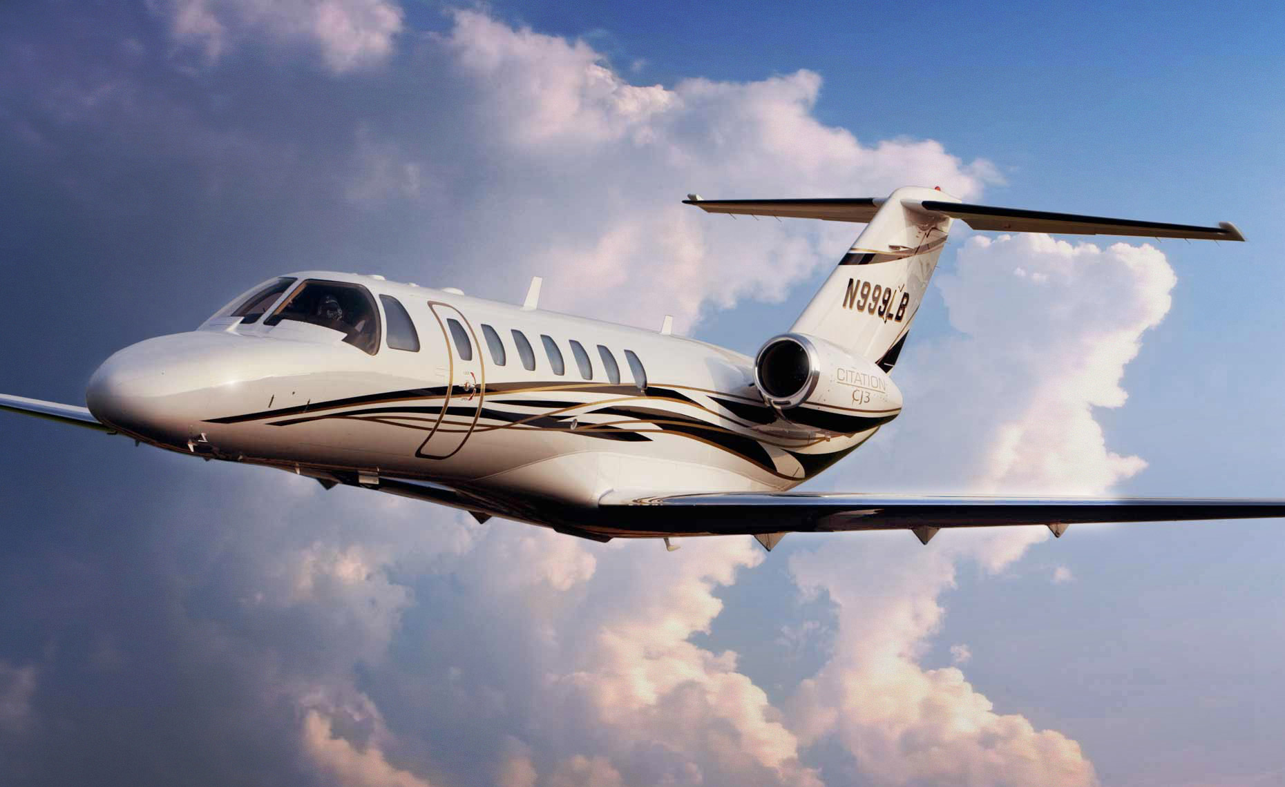Cessna-Citation-in-flight-upsate