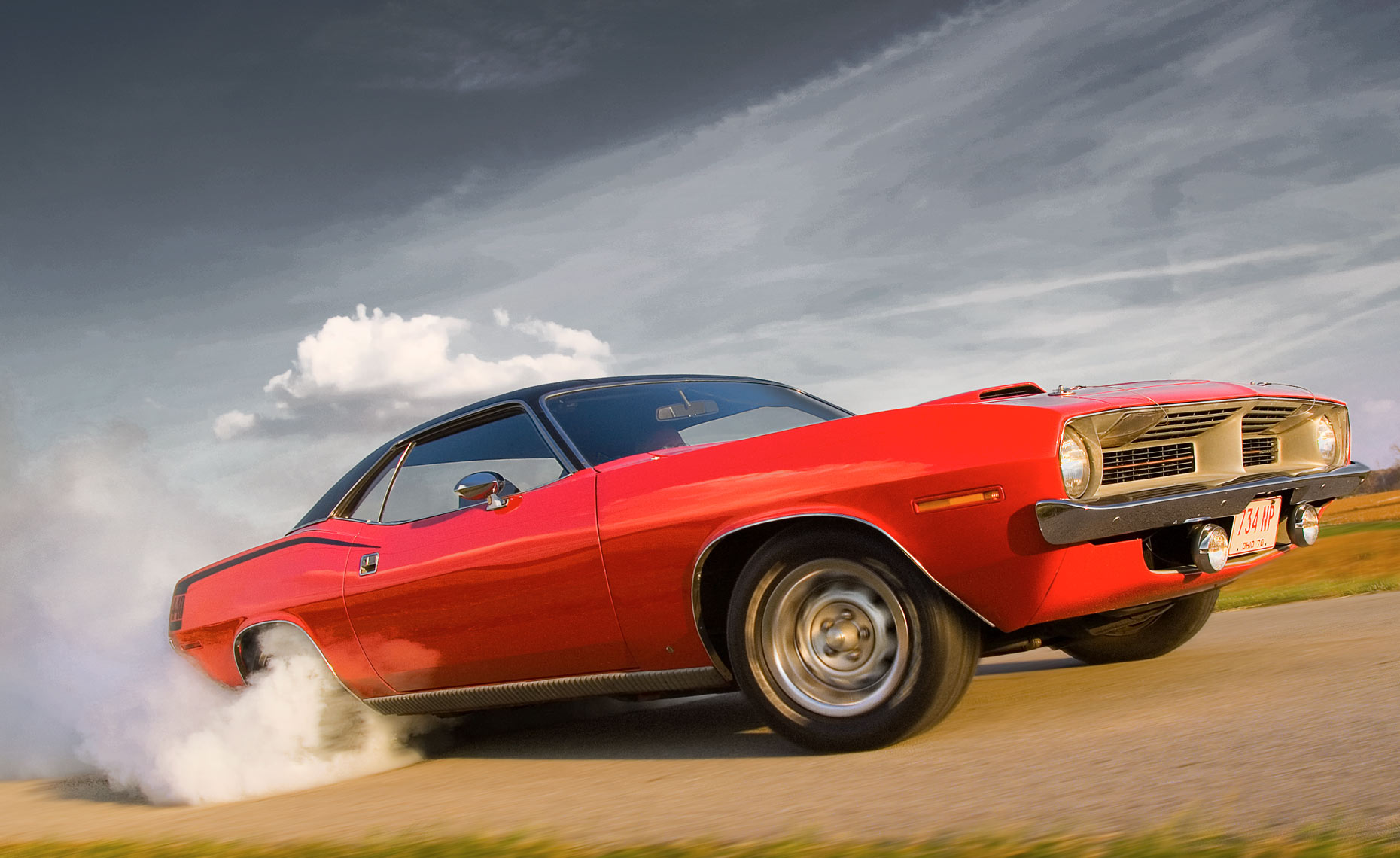 Red-Cuda-burnout